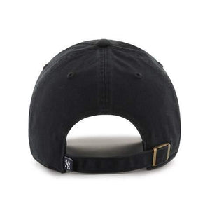 '47 Brand New York Yankees Clean Up Hat - Black