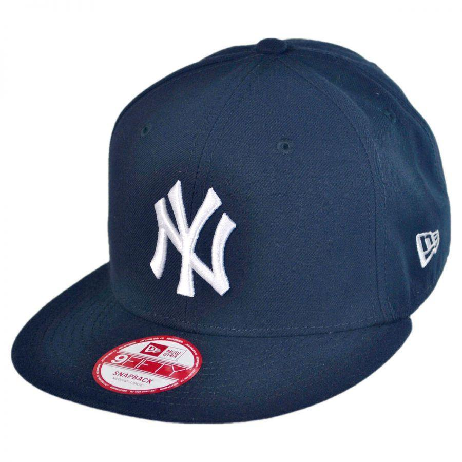 New York Yankees MLB 9Fifty Snapback Baseball Cap - City Limit NY