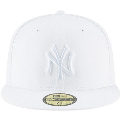 New York Yankees Whiteout Basic 59Fifty Fitted
