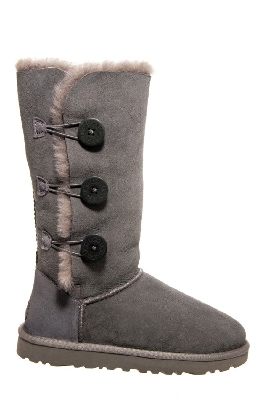 UGG Women's Bailey Button Triplet Grey - City Limit NY
