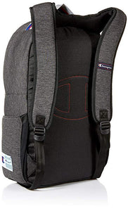 Champion Men's Attribute Laptop Backpack Dark Grey - City Limit NY