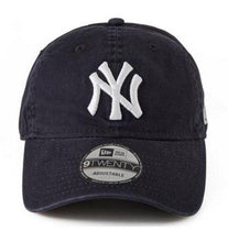 Load image into Gallery viewer, New Era New York Yankees Baseball Cap Hat MLB Core Classic 9Twenty 920 11417784 - City Limit NY