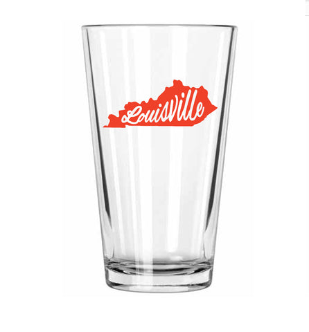 Louisville Pint Glass