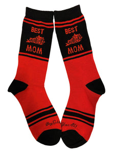 Best Kentucky Mom Red and Black