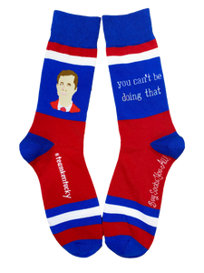 You Can't Be Doing That Team Kentucky Andy Beshear Socks