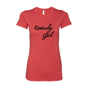 Kentucky Girl Women's T-Shirt