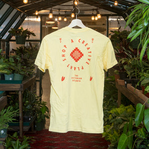 Creative Plant Shop t-shirt