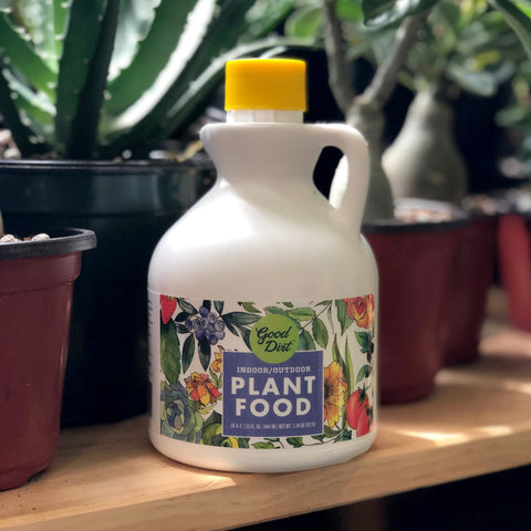 Good Dirt Plant Food - 16oz.