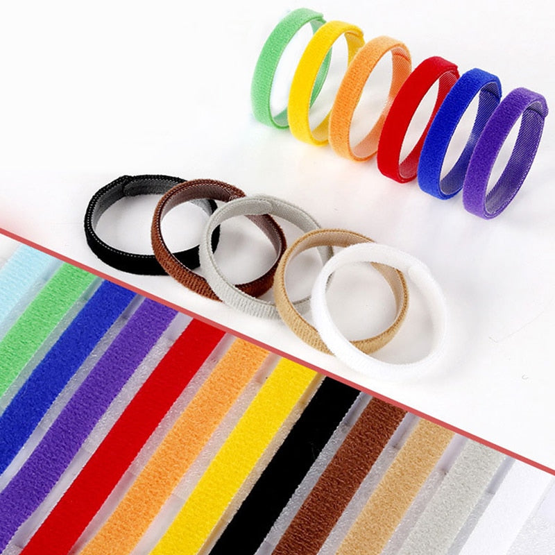 12Pcs/lot Dog's Collars Puppy Kitten Identification Collar Kitten Whelping ID Collar Bands For Small Dogs Cats Pet Supplies