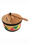 Mini Wooden Drum