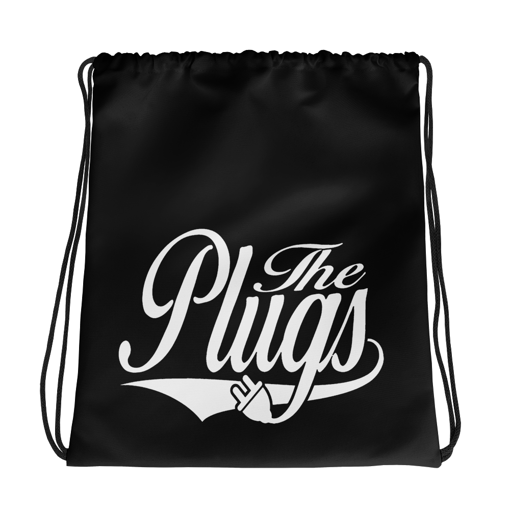 #OGPLUGS Drawstring bag