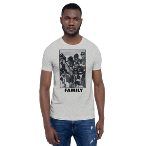 Family Short-Sleeve Unisex T-Shirt