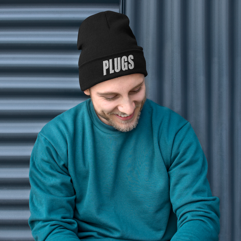#BEENDIDIT Embroidered Beanie