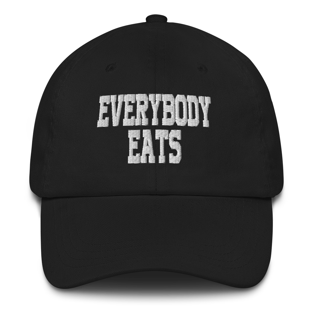 #EVERYBODYEATS Dad hat