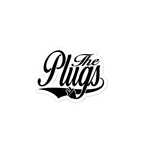 #OGPLUGS Sticker