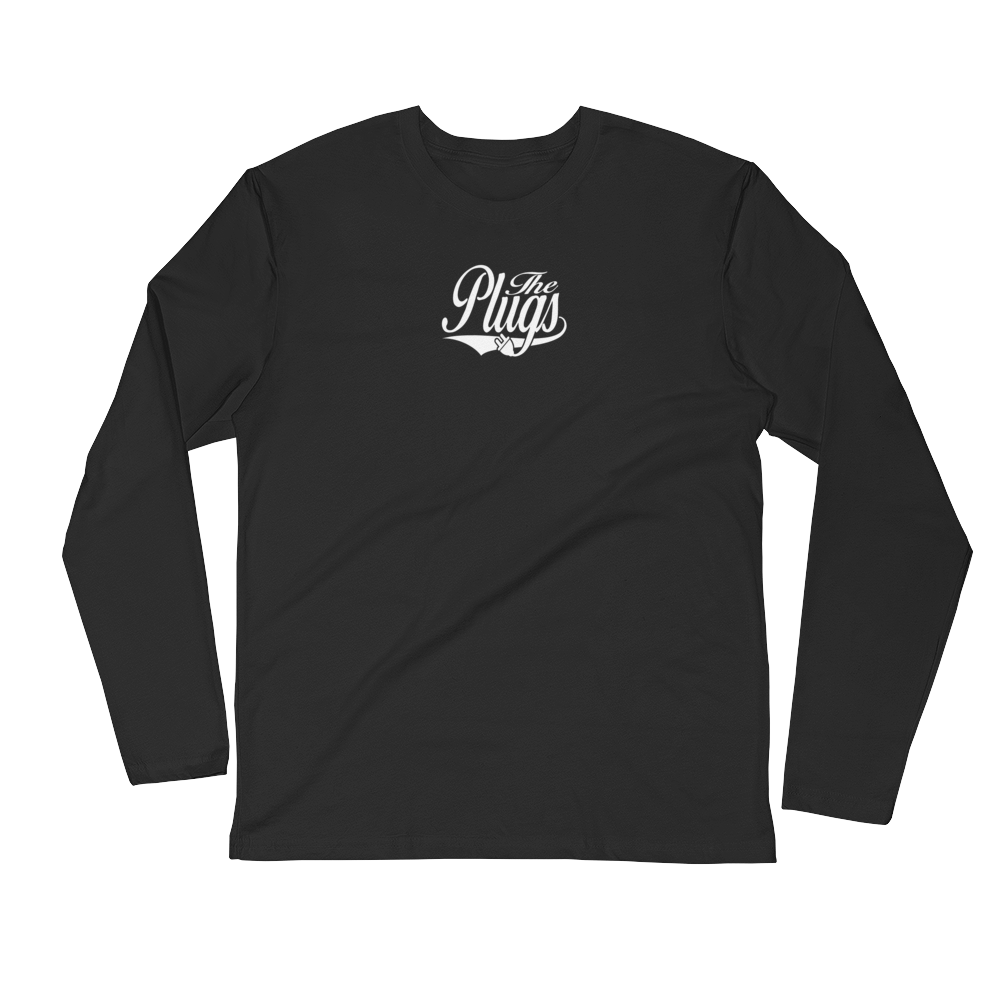 #LILPLUG Long Sleeve Fitted Crew