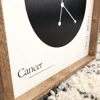 Cancer Zodiac Constellation Sign