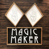 "Magic Maker 12"" x 24"""