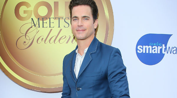 Actor Matt Bomer wears Victor Li