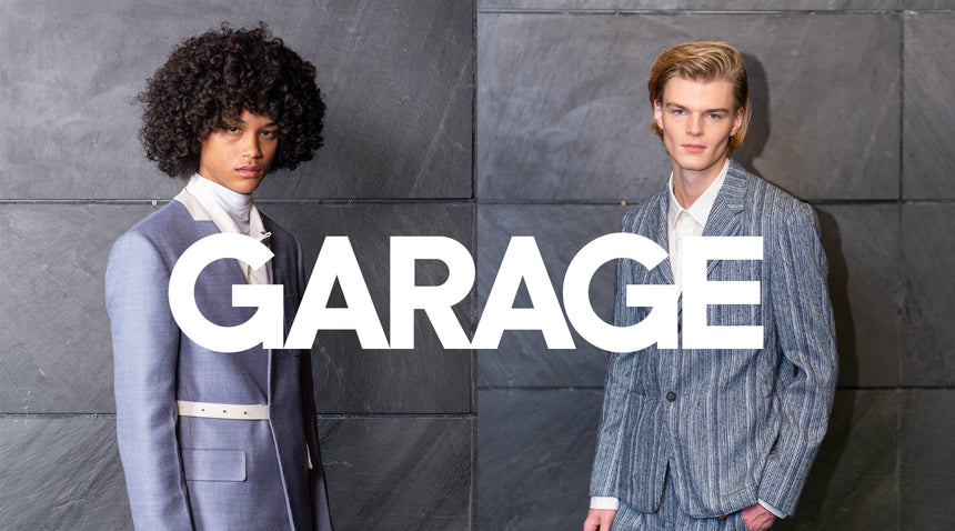 Garage Magazine, Feb 2019