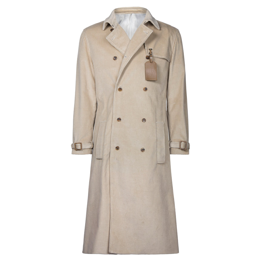 LUGGAGE TRENCH COAT