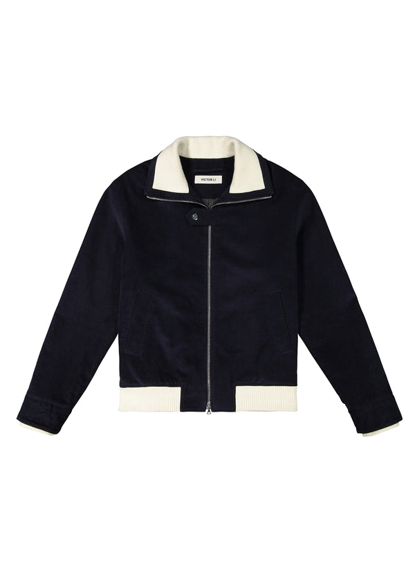Lumber Jacket Navy