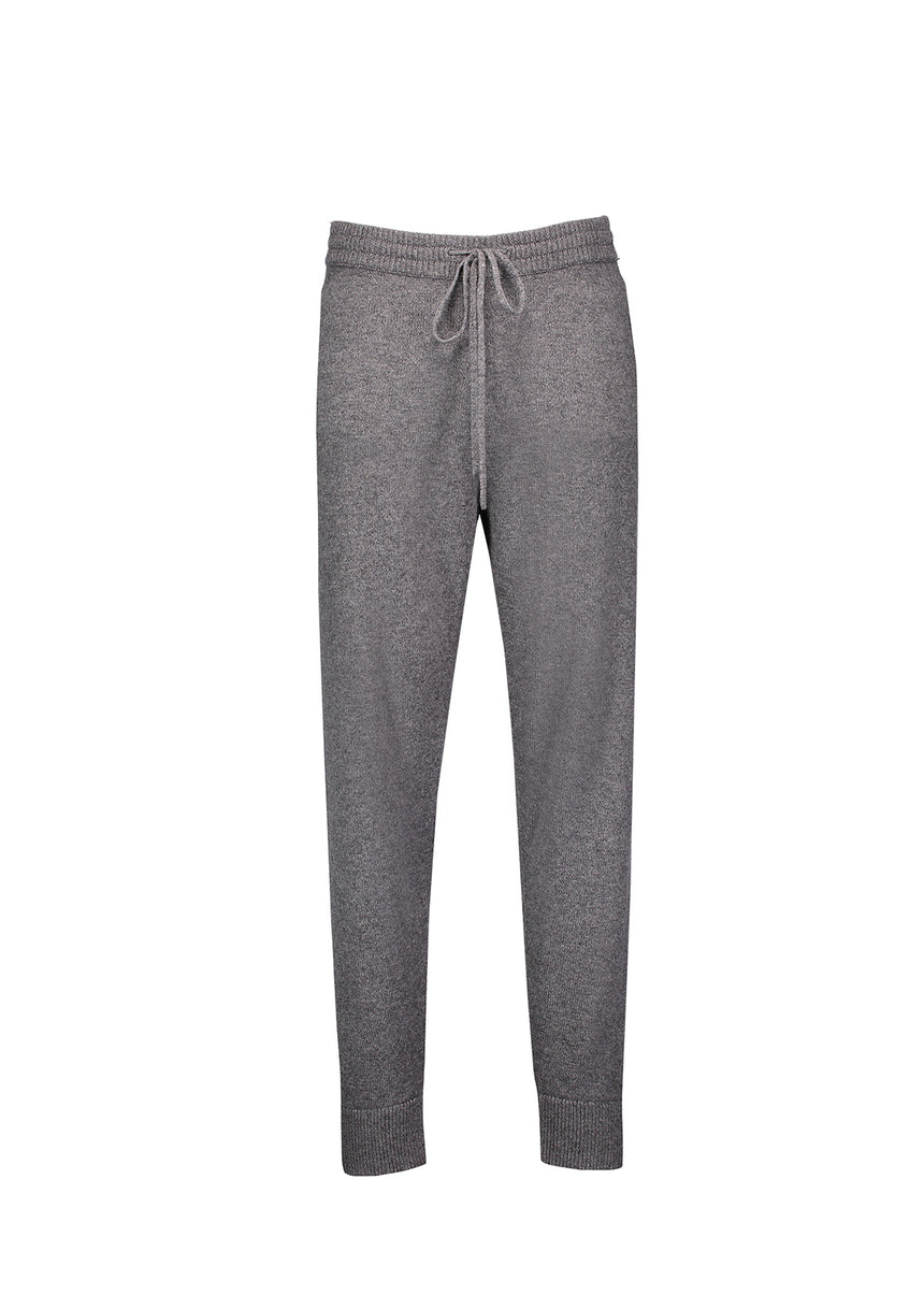 Cashmere Travel Pants Charcoal
