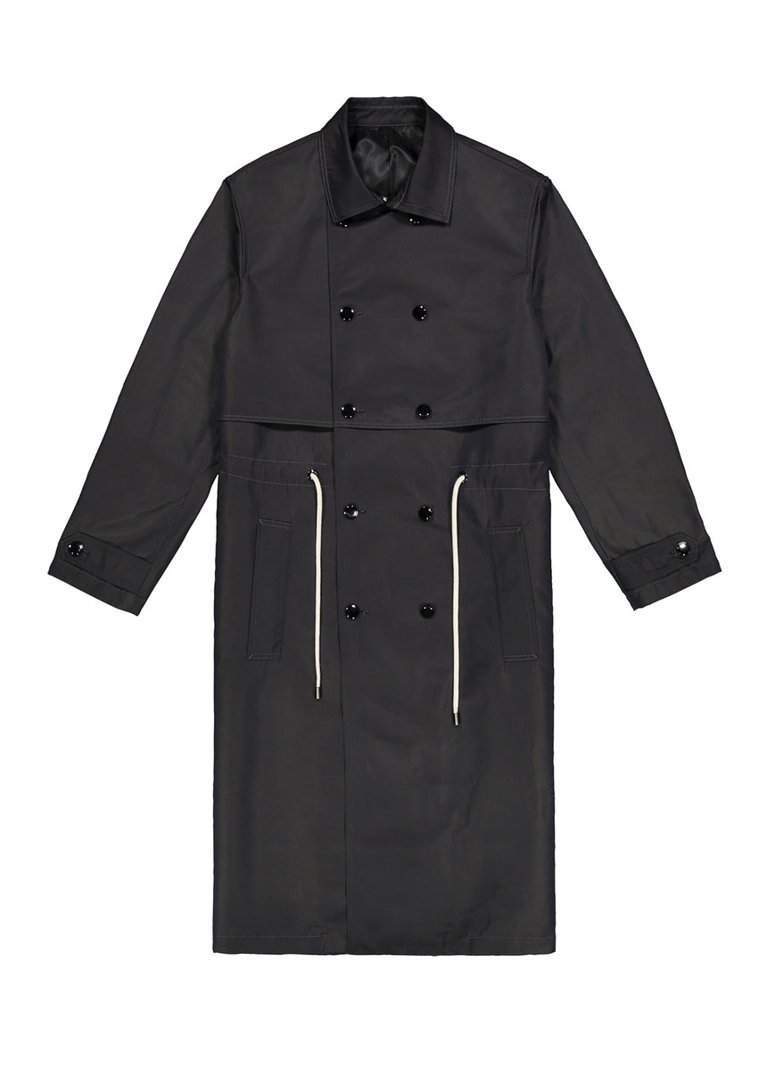 Trench Coat Navy