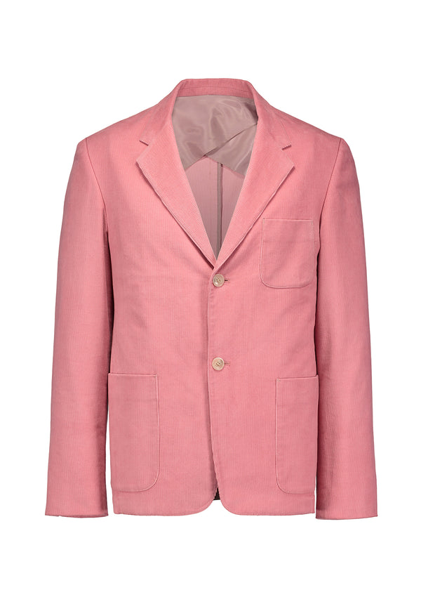 Two Button Blazer Pink