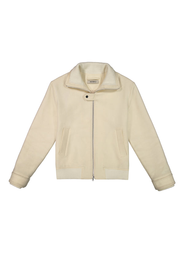 Lumber Jacket Winter White