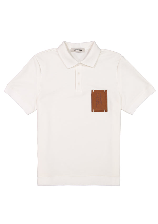Classic Patch Polo