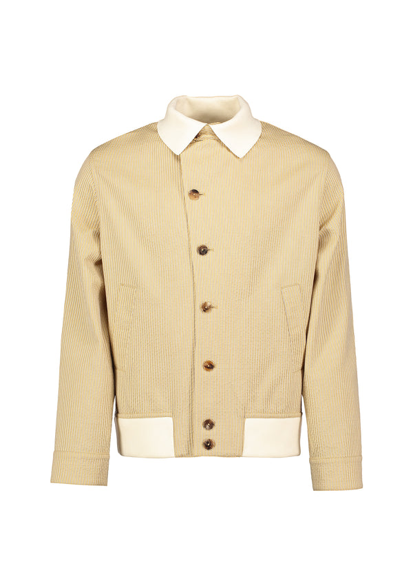 Lumber Jacket Yellow Ochre