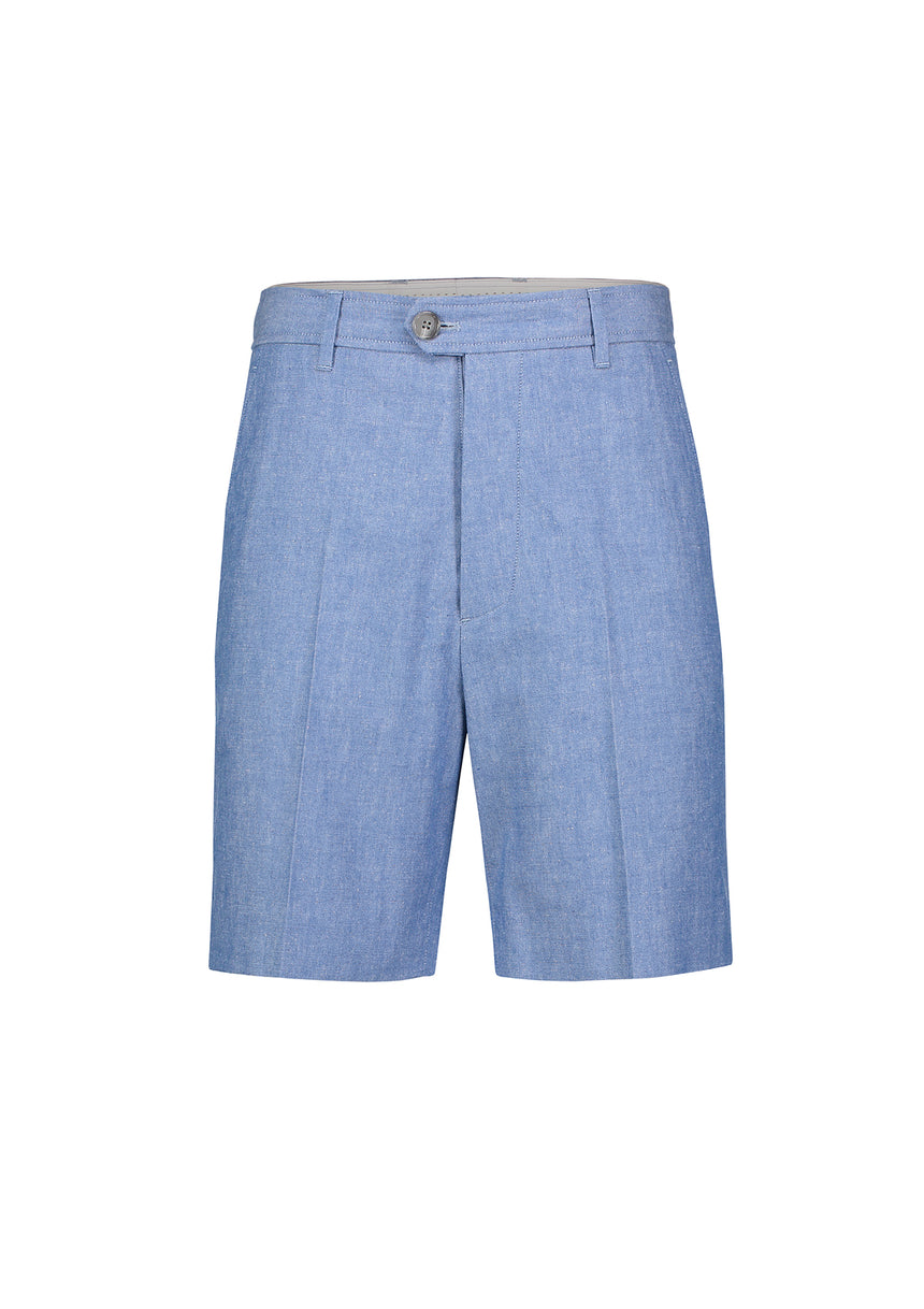 Cotton Short Blue