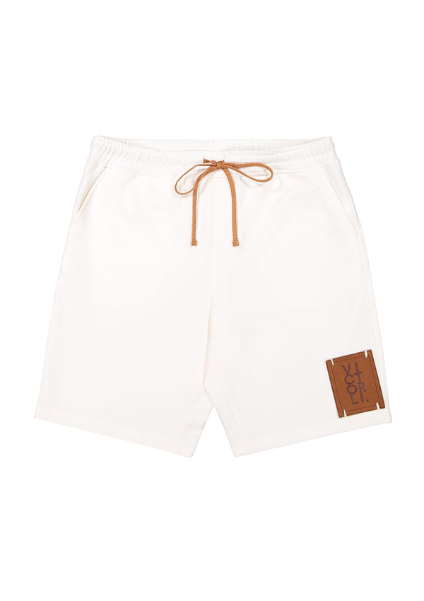 Sweat Shorts Cream