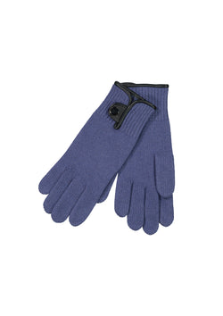 Cashmere Gloves Navy