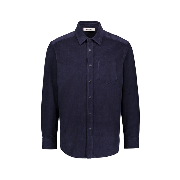 Button Down Shirt Navy
