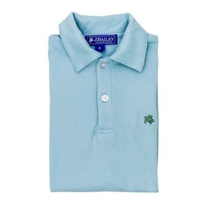 J. Bailey- Blue Jay S/S Polo Shirt