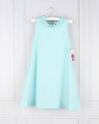Gabby- Aqua Blair Swing Dress
