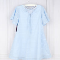 Gabby- Blue Tilly Swing Dress