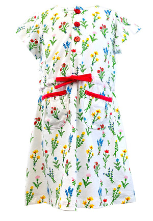 Tara Collection- Wildflower A-line Dress