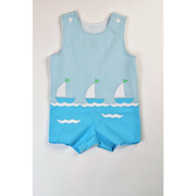 Funtasia Too- Sailboats Shortall
