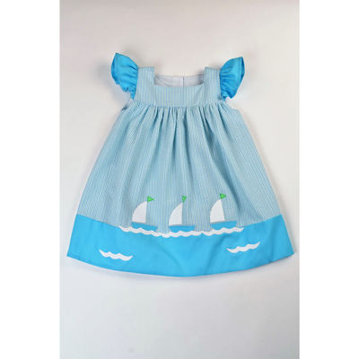 Funtasia Too- Sailboats Dress