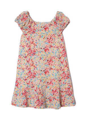 Isobella & Chloe- Pink Jolie Flower Dress