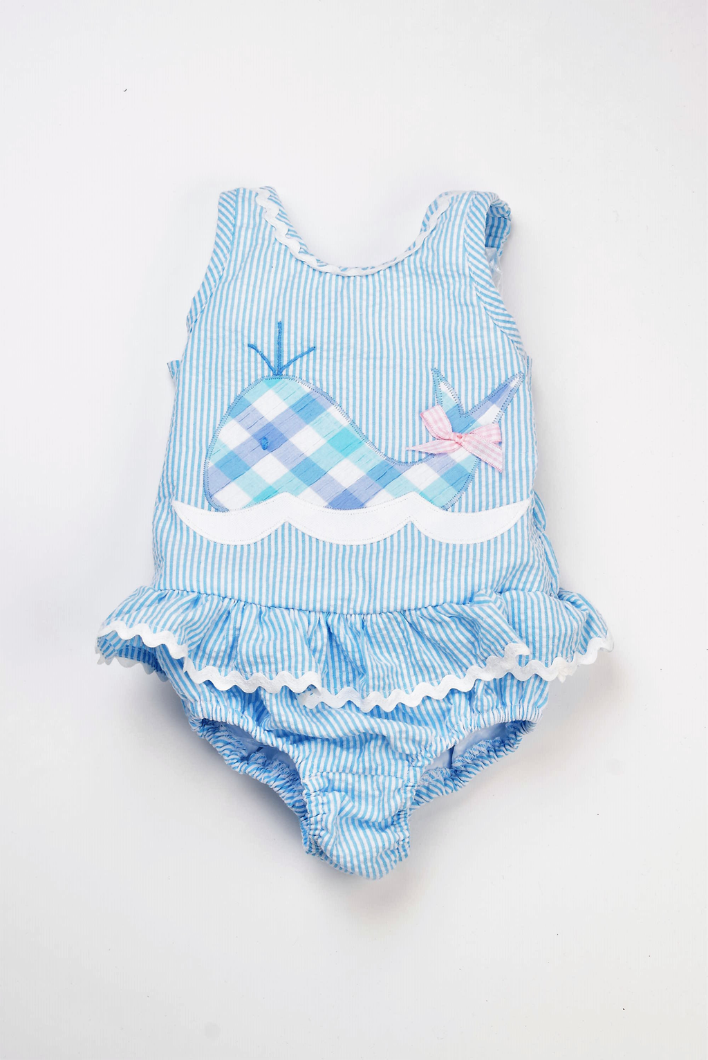 Funtasia Too- Whale 1PC Swimsuit