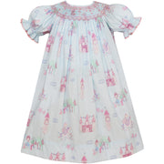 Anavini- Princess Print Bishop