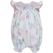 Anavini- Princess Print Bishop Bubble