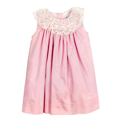 Bailey Boys- Pink Pearl Float Dress
