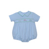 Lullaby Set- Carson Car Knit Bubble