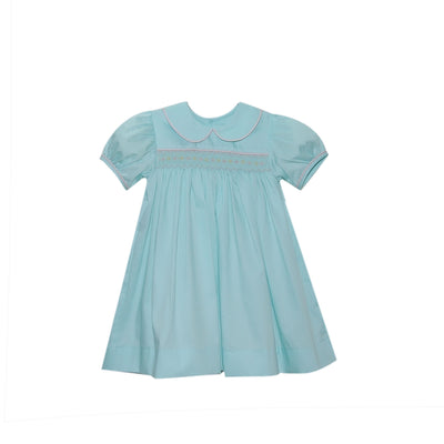 Lullaby Set- Michelle Seafoam Dress