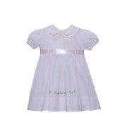 Lullaby Set- Patty Pink Dress